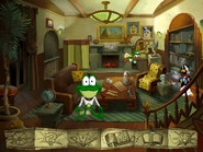 2r frog manor inside