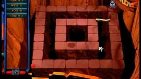 JumpStart 3rd Grade - The Robot Maze