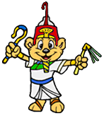 Image of King Tut.