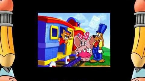 JumpStart ABC's - Who Left the Juice in the Caboose?