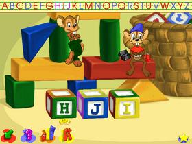 K98 blocks letters