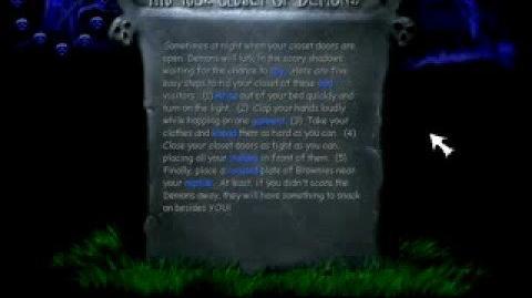 JumpStart 4th Grade - Cemetery