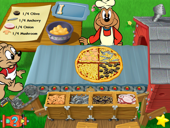 Image of Frankie's Pizza Stand.