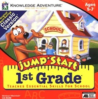 JumpStart 1st Grade (1995 version)