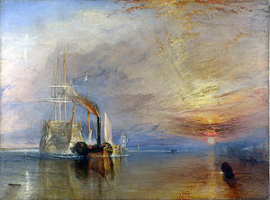 File:300px-Turner, J M W - The Fighting Téméraire tugged to her last Berth to be broken.jpg