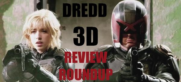 Dredd 3D review roundup