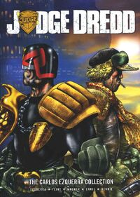 Carlos Ezquerra Collection Cover