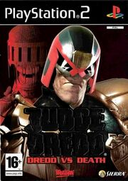 Dredd vs. Death PS2