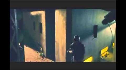 Dredd (2012) - Dredd vs. Chan