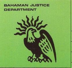 Bahaman Justice Department