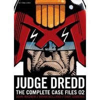 Judge Dredd Case Files 02