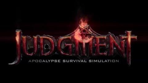 Judgment Apocalypse Survival Simulation - Alpha Trailer Feb 2016-0