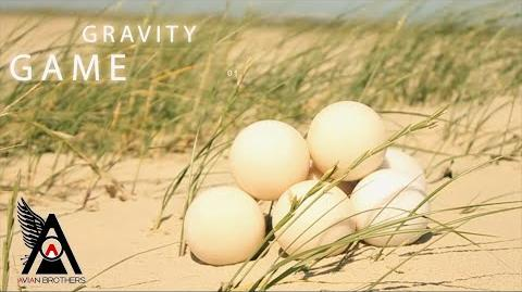 Gravity Game (bouncing ball juggling video clip) - By the Avian Brothers