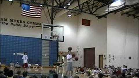 Basketball Trick Shots and Juggling