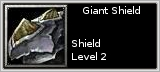 Giant Shield quick short