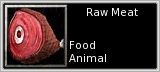 Raw Meat quick short