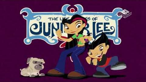 The Life and Times of Juniper Lee - Intro (720p & 16 9)