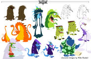 ANNIEAWARD monsters