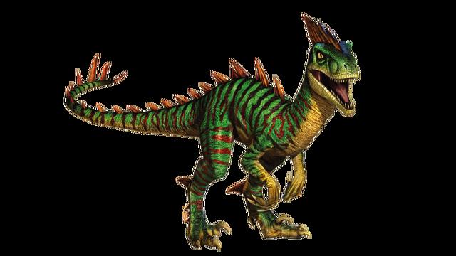 File:Jurassic world the game hybrid velociraptor by sonichedgehog2-d9y7jah.png