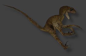 File:Female velociraptor from the TLW JP game.png