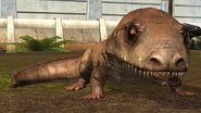 Jurassic World - The Game - Ichthyostega