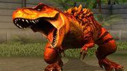 Tyrannosaurus-Max-Level-Roar