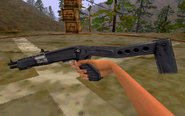 Trespasser Weapon 2