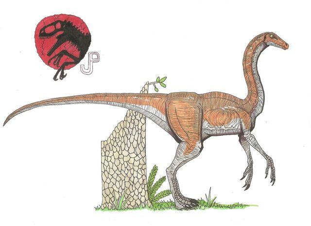 File:Jp gallimimus bullatus sornaiensis by hellraptor-d61xmtk.jpg
