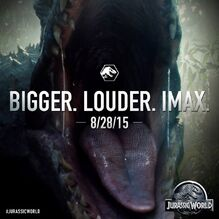 Jurassic World IMAX Re-Release