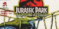 Jurassic Park: Raptors Attack IV