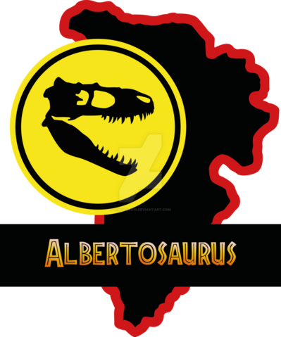 File:19 albertosaurus paddock jp by luigicuau10-d8v171w.png
