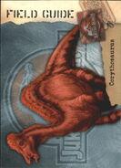 2001 Jurassic Park III 3-D 65 Corythosaurus front