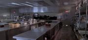 Visitor Center kitchen