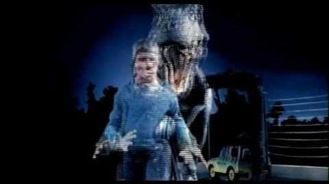 T-Rex Animatic