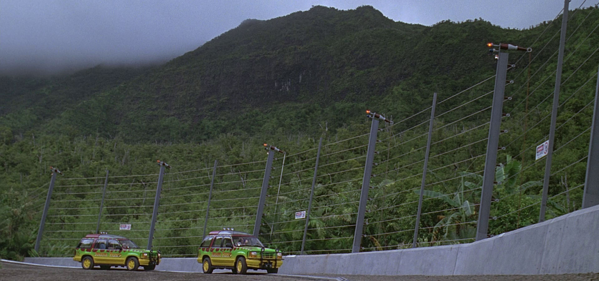 Electric fence jurassic park wiki fandom powered by wikia for T rex location