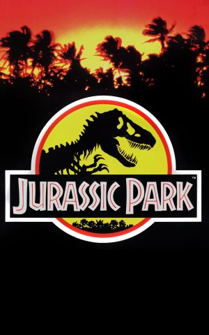 Image result for jurassic park movie poster original
