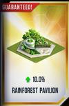 Rainforest Pavilion Card