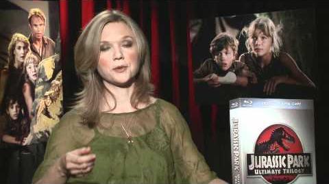 Jurassic Park - Ariana on Jello Scene - Own it on Blu-ray 10 25