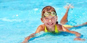 Girl-in-pool