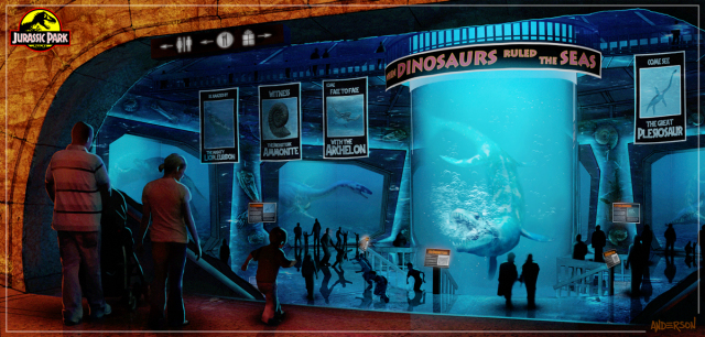 File:640x306 2019 Jurassic Park Aquarium 2d illustration aquarium jurassic park fantasy picture image digital art.jpg