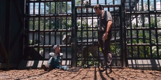 File:Raptor-meets-kid-with-Owen-TV-Spot-screenshot.jpg