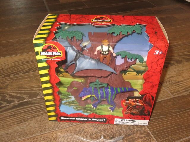 File:NEW Universal Studios Jurassic Park Dinosaurs Research Outpost Toy Playset.jpg
