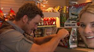 Jurassic World store
