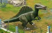 Spinosaurus JPbuilder