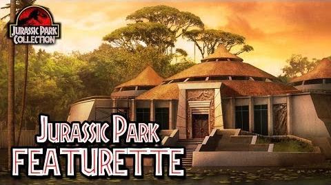 Jurassic Park Featurette