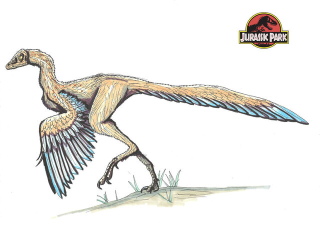 File:Jurassic park archaeopteryx by hellraptor-d49qsto.jpg