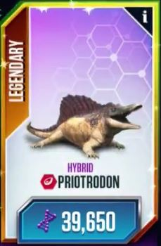 Priotrodon