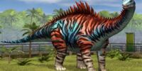 Diplodocus/JW: TG
