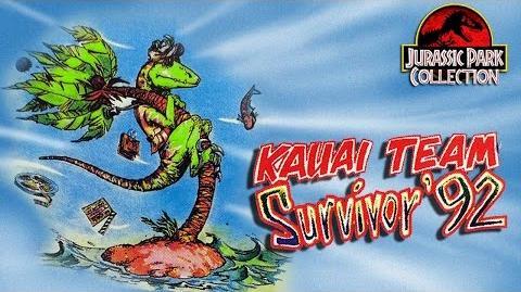 Hurricane in Kauai Jurassic Park Behind the Scenes