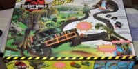 The Lost World Electric Racing Set